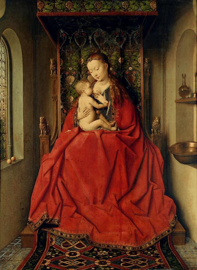 Мадонна Лукка 1436