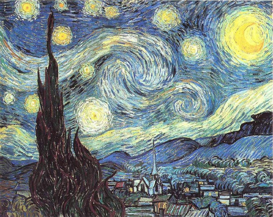 an introduction to an analysis of the artwork by vincent van gogh Find the latest shows, biography, and artworks for sale by vincent van gogh primarily self-taught and unappreciated during his lifetime, vincent van gogh ma.
