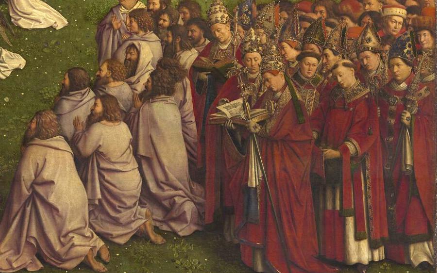 Апостолы и Мученики