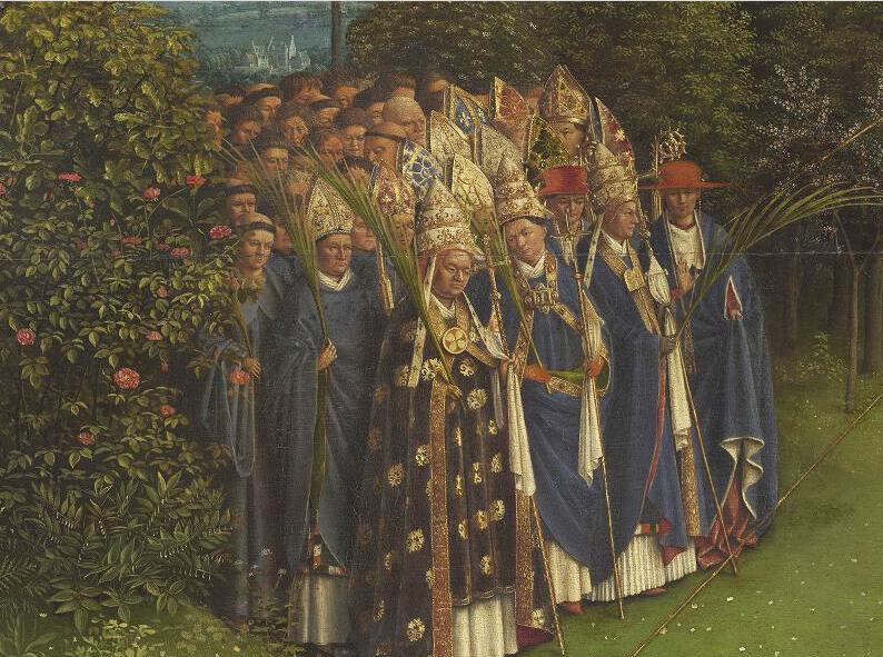 Первосвященники