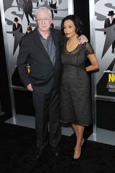 41 Майкл Кейн с супругой