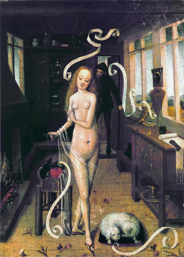 Любовная магия 1470