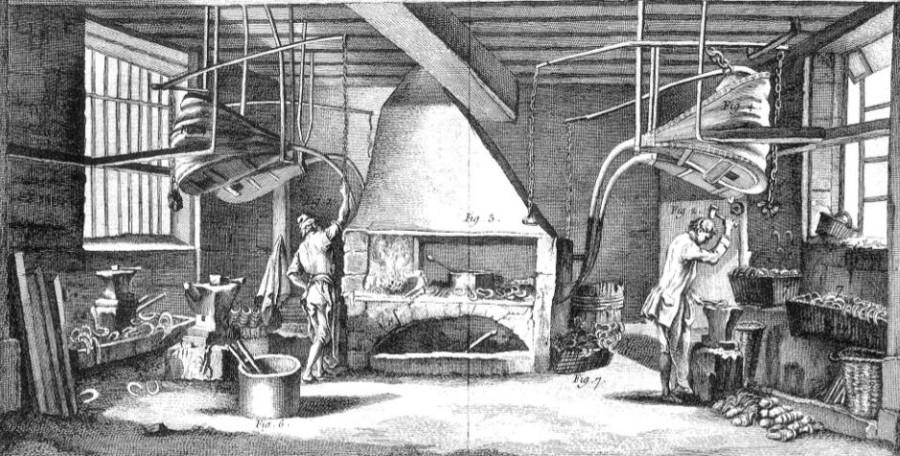 6 Литейная печь
