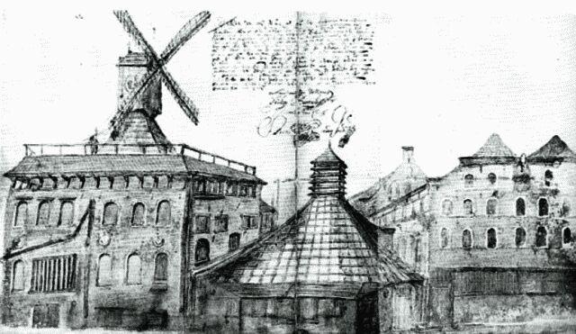 14 Пивоварня в Роттердаме 1661