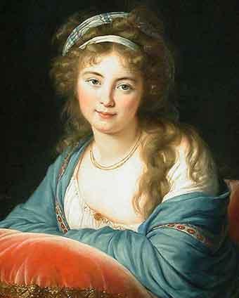 2 Екатерина Павловна Скваронская-Багратион  ЭЛЕН
