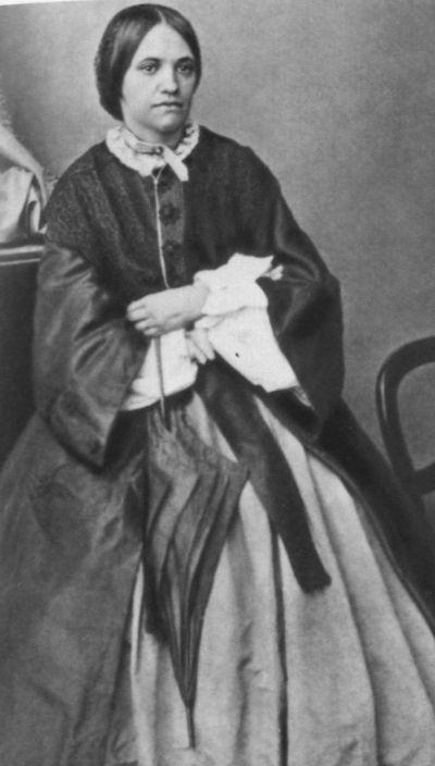 2 Мария-Николаевна Волконская-Толстая княжна Марья
