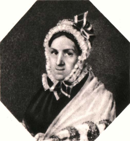 2 Пелагея Николаевна Толстая (Горчакова) мать Ростовых