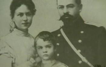 Коллонтай первый муж Александр