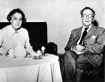 Шредингер с женой