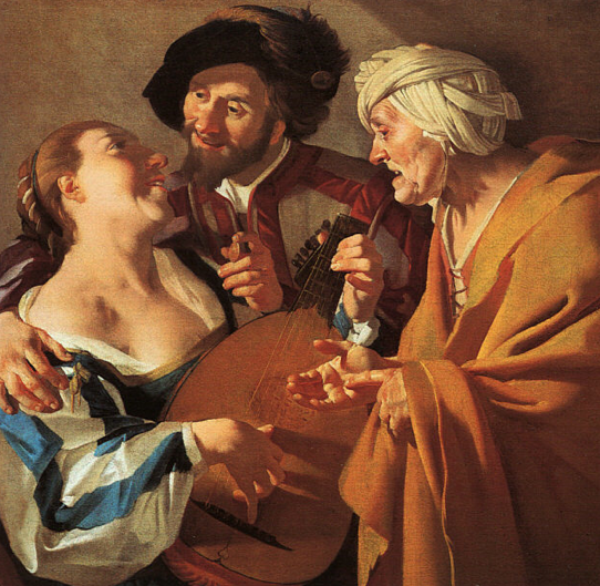 29 дирк ван бабурен