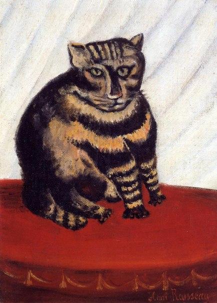 Анри Руссо Тигровый кот