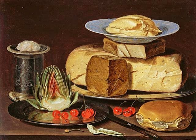 3 Clara Peeters (Flemish painter, 1594-a 1657) Still Life c 1625