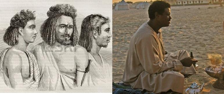 1 Абабде (бедуинская народность между Нилом и Красным морем)