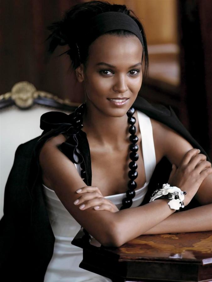 Лия Кебеде Эфиопия амхара