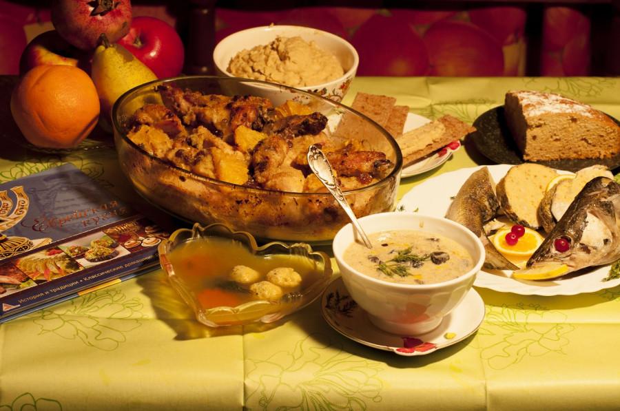 Еврейская кухня фото