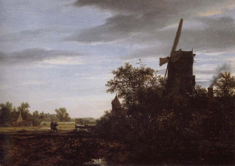 1 Якоб ван Рейсдейл1