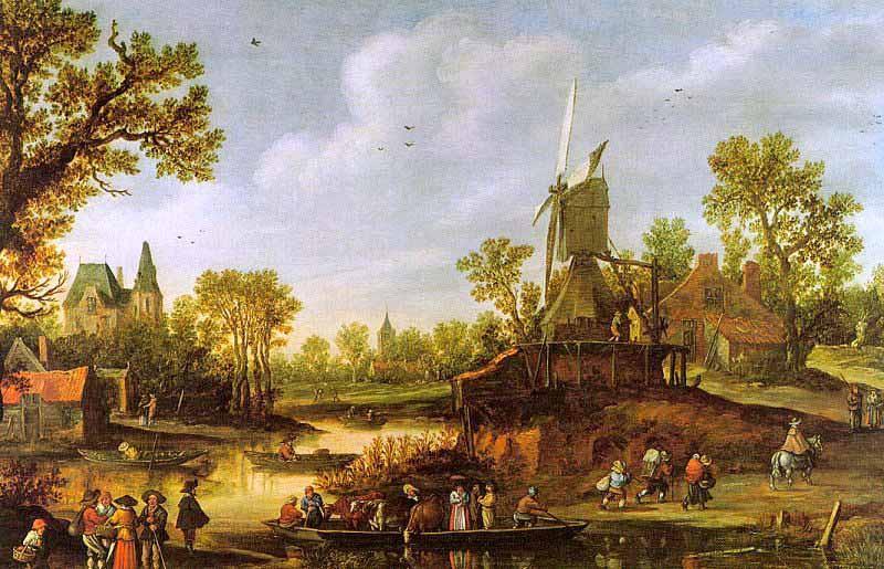 2 Ян ван Гойен