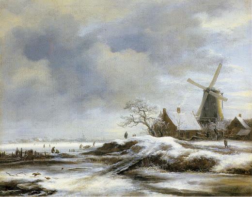 5 Якоб ван Рейсдал
