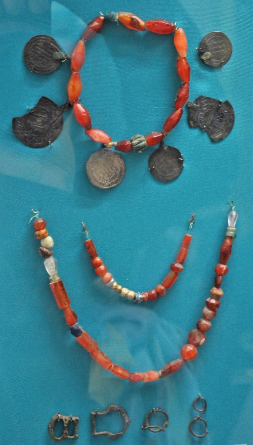 Славянские украшения 9-11 веков