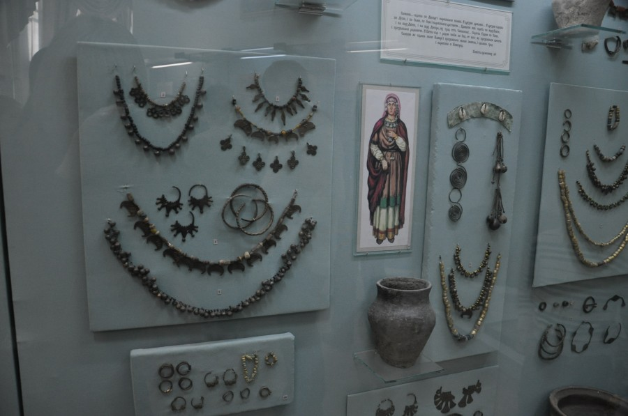 Славянские украшения 10-12 века