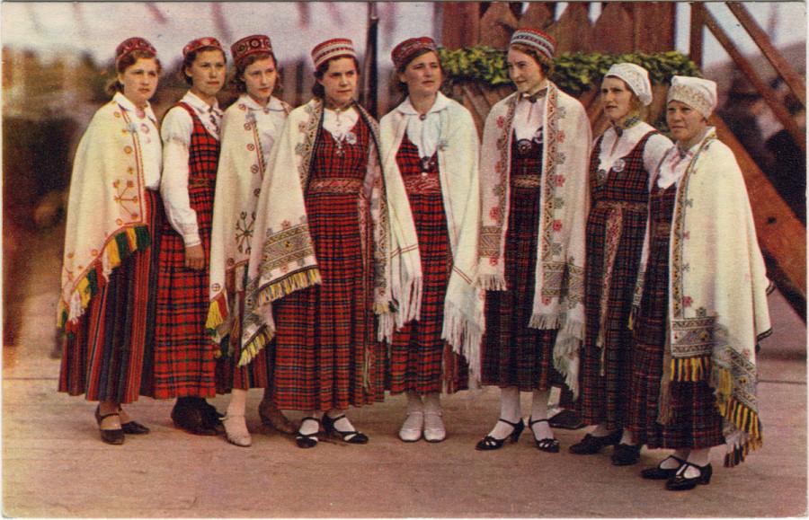 1 Латышский
