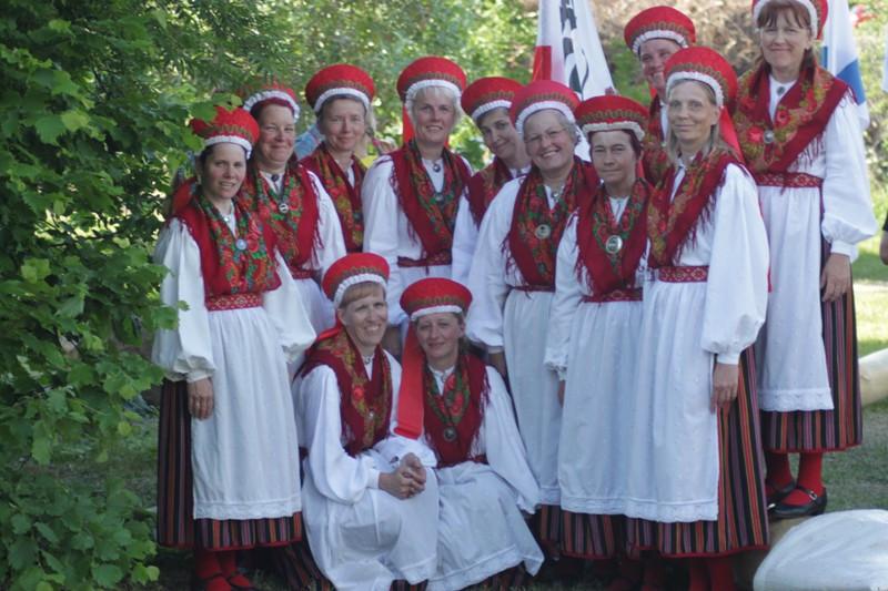 1 Эстонцы