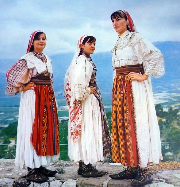 2 Албанцы