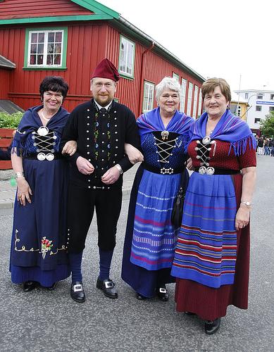 5 Ферарские острова Дания