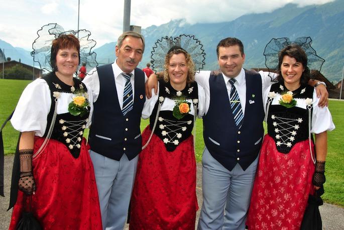 5 Швейцария