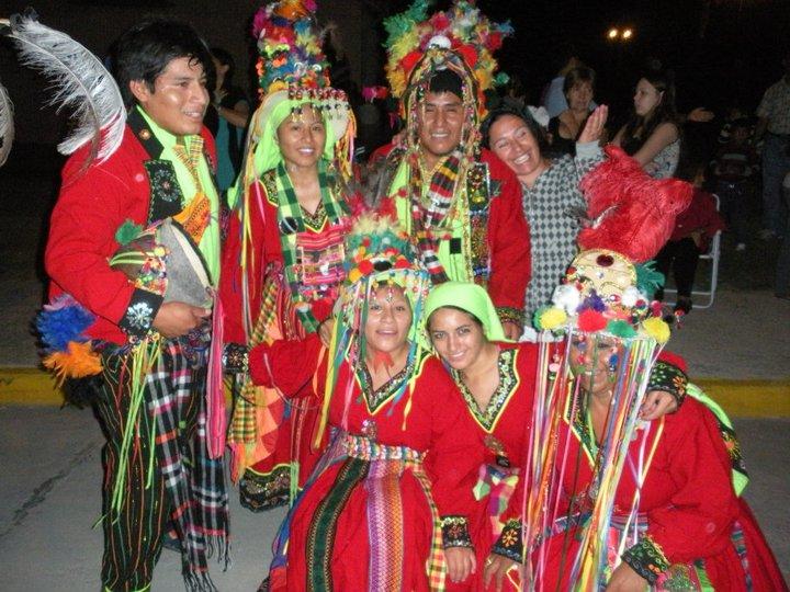 Боливийские индейцы