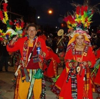 Боливийские индейцы2