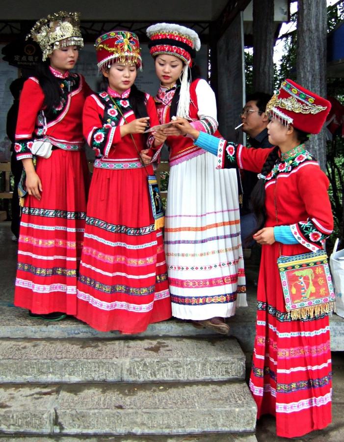 Народ Туцзя в Китае