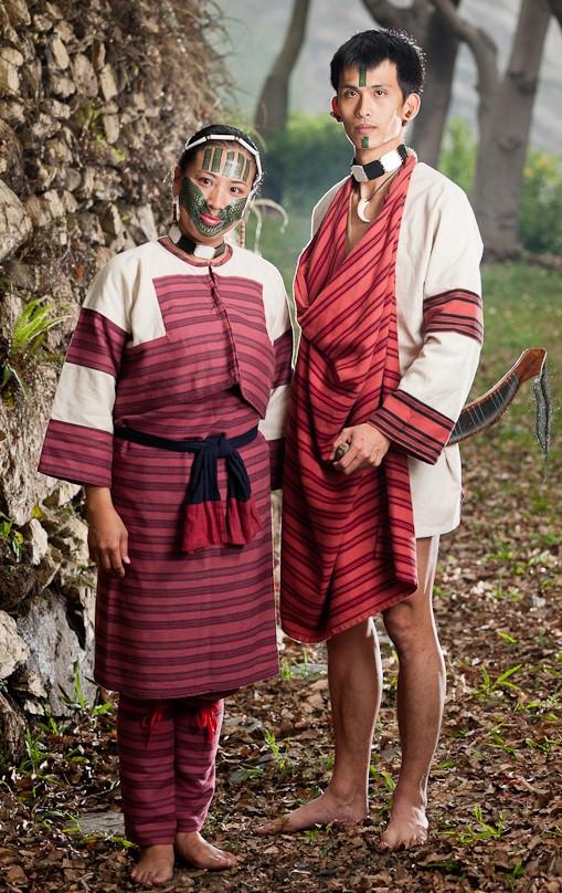 Тайвань аборигены Сидик