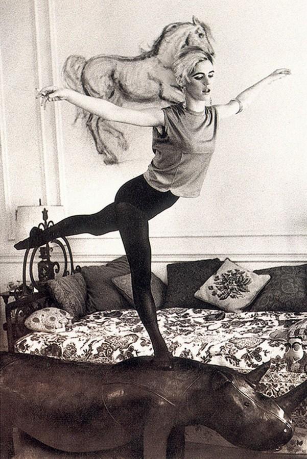 1965 Edie-Arabesque