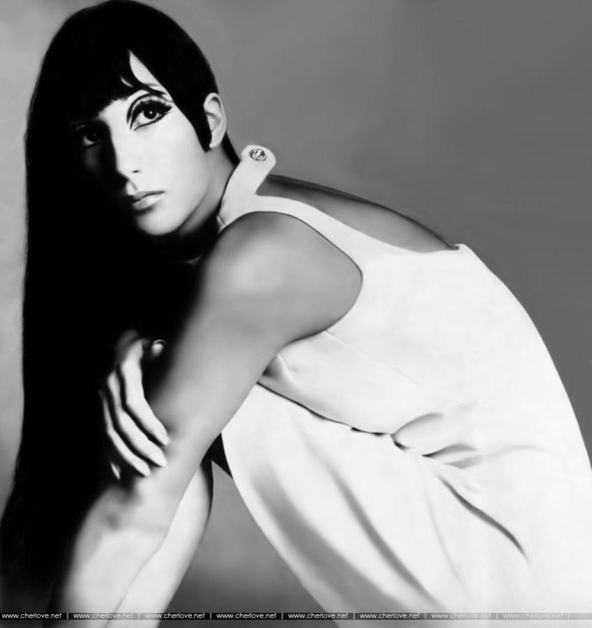 1966 Шер Ричард Аведон 1966