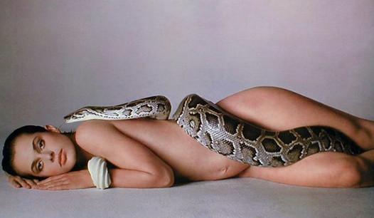 1981 Настасья Кински 1981 аведон