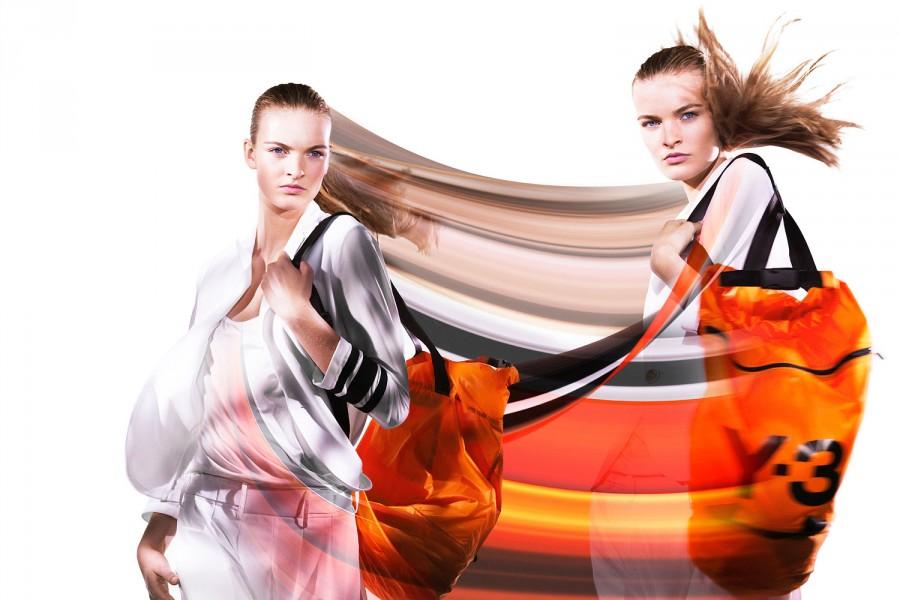Juliane-Gruner-for-Y-3-SpringSummer-2013-Pierre-Debusschere-2