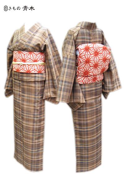 теплое кимоно для ранней весны