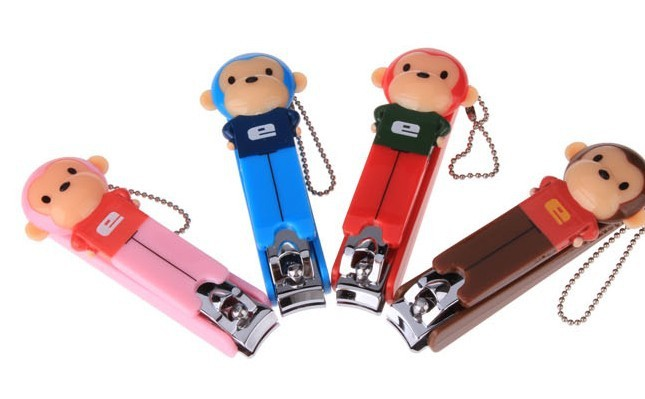 20PCS-Cute-font-b-Long-b-font-Shape-Monkey-7-5CM-font-b-Nail-b-font