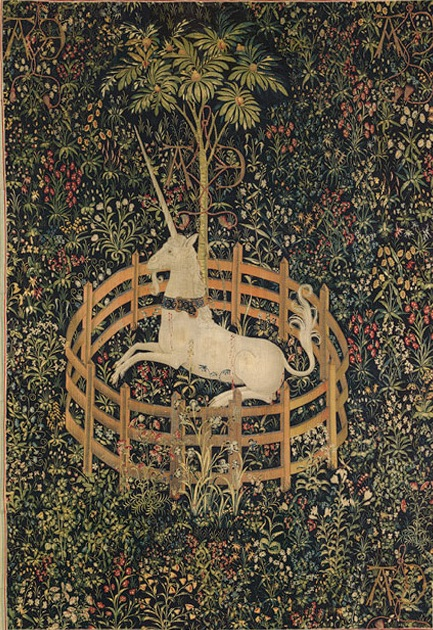 1 Unicorn-Tapestry
