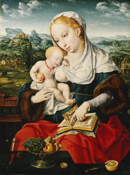 18 Йос ван Клеве Нидерланды 1525