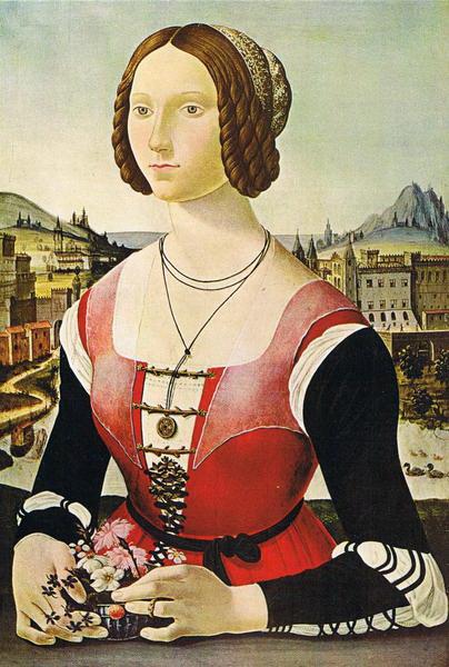 31 1490 портрет леди