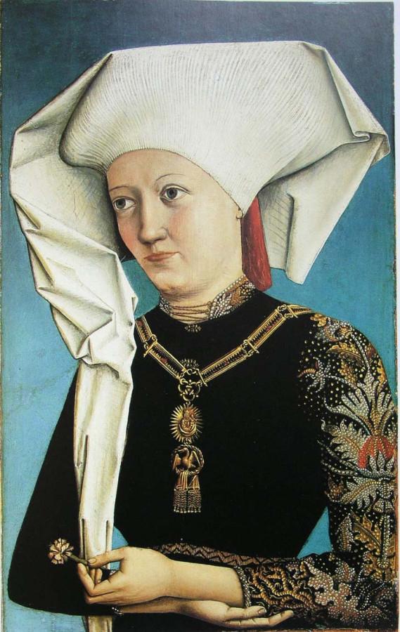 32 UKM.WomanOrderOfSwan.1490(EGPcat3)