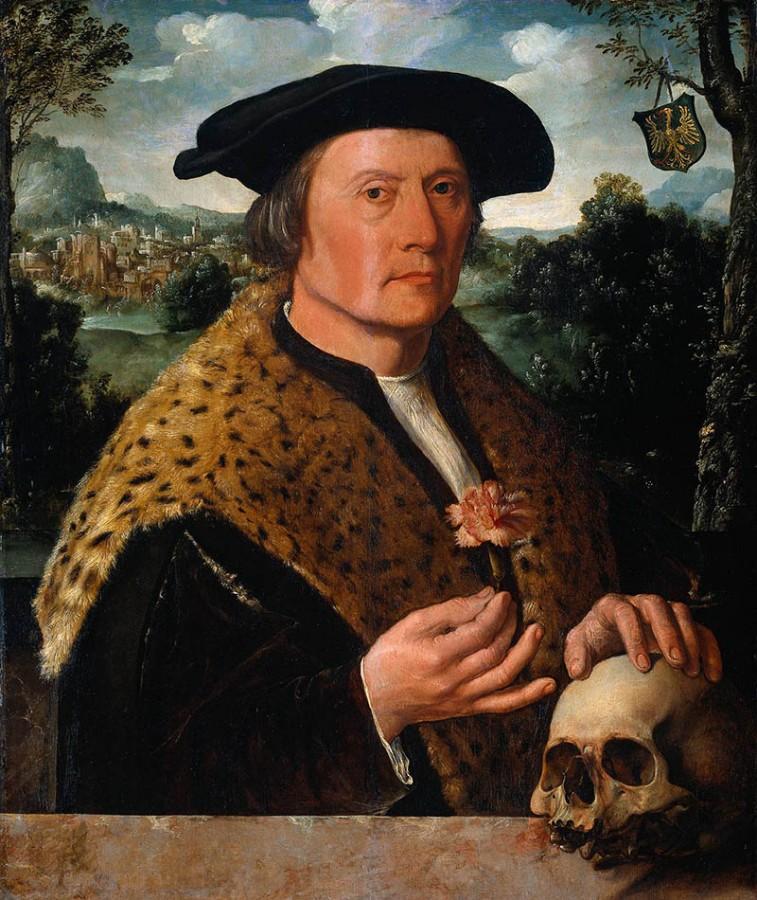 32 Дирк Jacobsz-Помпеус Окко 1534-portrait-small