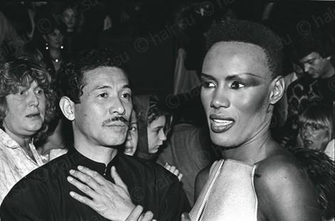 1985 Иссей и Грейс Джонс