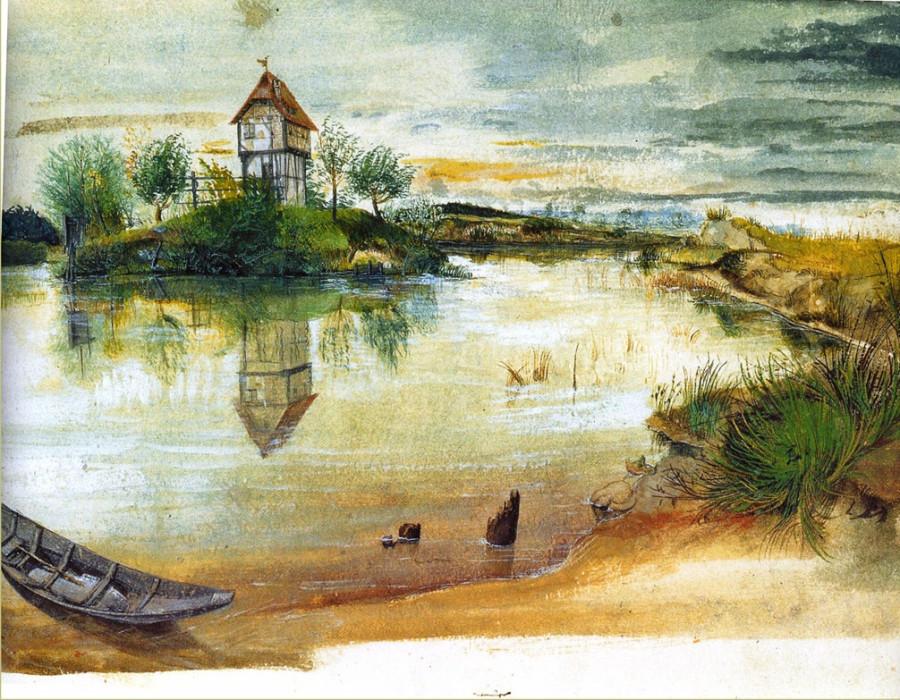 Дом у пруда 14952