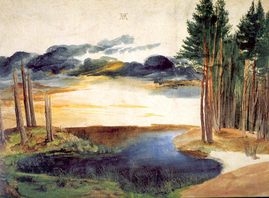 Пейзаж 1495