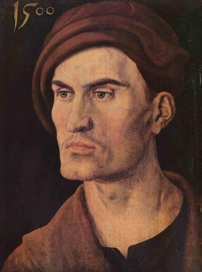 Портрет Юноши 1510