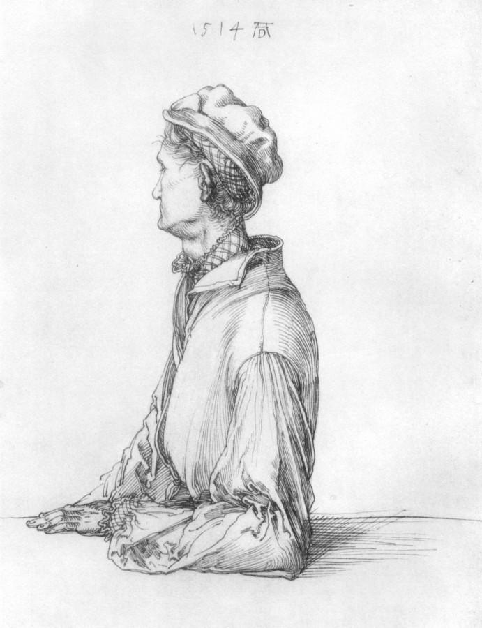 Эндрюс в профиль 1514