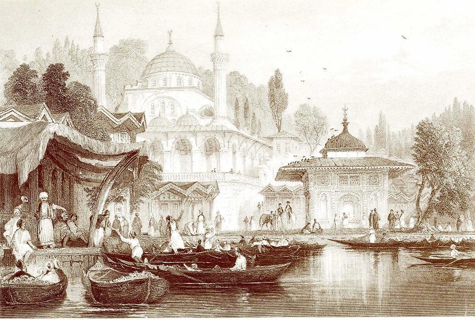Михриман султан мечеть